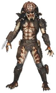 New Predator City Hunter NECA Predators Movie Action Figure S4 Toy