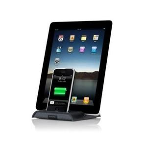 IPAD IPOD TOUCH IPHONE 3GS 4 DUAL DOCK CHARGER CHARGING STAND BASE NEW