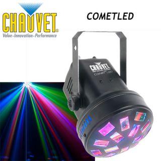 CHAUVET LIGHTING COMET LED KARAOKE DJ RGB PARTY EFFECT LIGHT