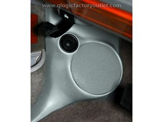 91 94 GMC Sierra 1500 2500 3500 QLogic Custom 6 5 Kick Panels w 2
