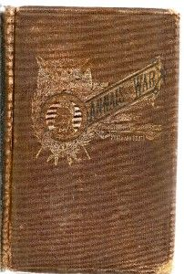 RARE 1879 Civil War Gettysburg African American Confederates Jefferson