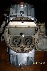Ford 428 Cobra Jet Carburator 68 70 Mustang Fairlane