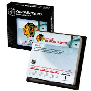 click an image to enlarge chicago blackhawks 2013 page a day boxed
