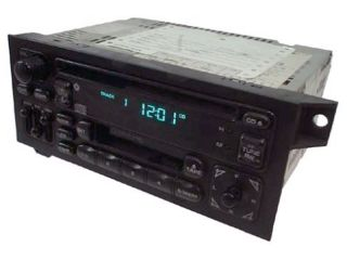 Jeep Grand Cherokee Wrangler Dodge RAM Caravan LHS Radio Stereo CD