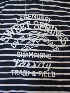 nwt lucky brand navy sweet springs hoodie jacket l