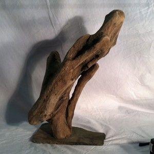 Chesapeake Bay Drift Wood Fish Tank Craft Reptile Aquarium Art