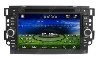 BT DVD Player GPS Navigation Fit Chevrolet Aveo Optra 2002 2010
