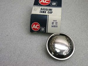 1970 72 Chevy GMC CK10 30 Blazer Jimmy Gas Cap GM