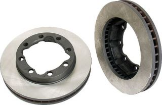 Front Brake Rotors Chevrolet GMC C K 3500 Truck 92 96