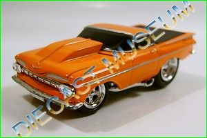 1959 59 Chevy Chevrolet El Camino Loose Muscle Machines Diecast RARE