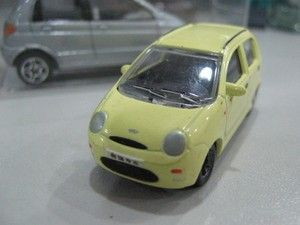 64 Like Chery QQ6 Daewoo Matiz Chevy Chevrolet Spark Die Cast Model