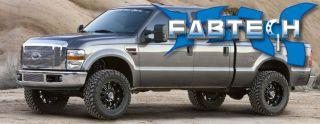 2008 2010 Ford F 250 Super Duty 2WD V10 Diesel Fabtech 6 Basic System