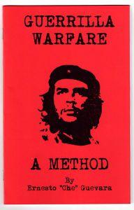 Guerrilla Warfare A Method Ernesto Che Guevara Pamphlet