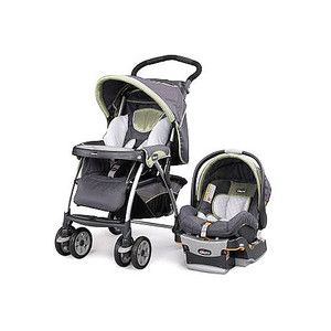 Chicco Cortina Travel System Stroller Discovery
