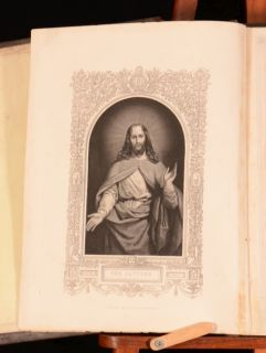 Life Of Our Lord And Saviour Jesus Christ By Rev Fleetwood Illustrated