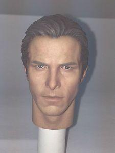Hot Toys 1 6 Scale Christian Bale Batman The Dark Knight Rises Head