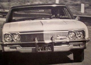 1966 Caprice 427 Road Test 65 67 Chevrolet Impala SS Corvette Camaro