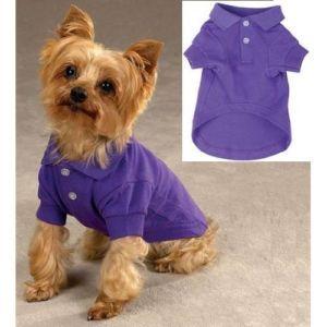 SMALL DOG SHIRT chihuahua yorkie toy poodle DOG POLO T SHIRT ZACK