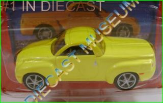 2004 04 Chevy Chevrolet SSR Truck Pickup Lightning Strike Johnny JL