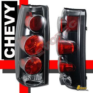 1988 1998 Chevy GMC Z71 Truck Tail Lights G4 92 96 97