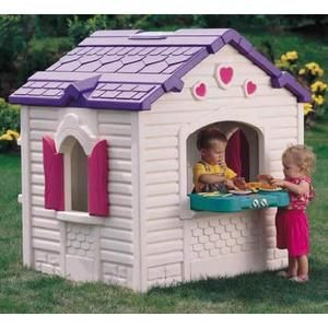 Step2 Sweetheart Playhouse Childrens Kids Girls Outdoor Pretend Play
