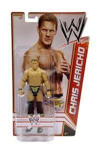CHRIS JERICHO WWE MATTEL BASIC SERIES 22 ACTION FIGURE TOY 57