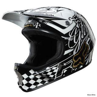 Fox Racing Rampage Helmet 2013