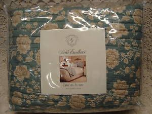 New Noble Excellence Chelsea Floral Full Queen Quilt