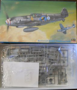 HASEGAWA MESSERSCHMITT BF109G 6 FINNISH AIR FORCE 1 48 SCALE KIT NEW