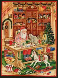 german christmas advent calendar this beautiful advent calendar