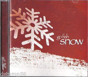GOFISH   Snow   Christian Music CCM Christmas CD