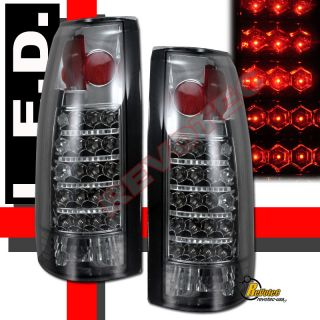 1988 1998 Chevy CK 1500 2500 3500 Truck LED Tail Lights