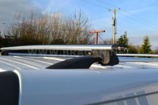 Citroen Berlingo Peugeot Partner Roof Rails Cross Bars Lock