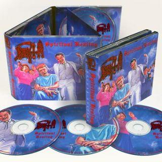 Healing 3CD Deluxe Reissue LIMITED,Chuck Schuldiner,Morbid Angel