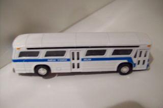 new york city transit diecast bus