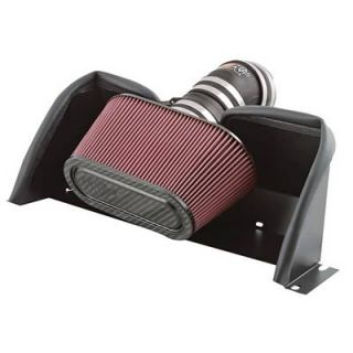 57 3055 Air Intake Black Tube Red Filter Chevy SSR 6 0L Kit