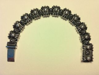 Chrome Hearts Authentic Bracelet Silver 925