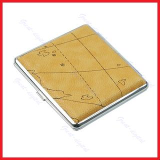 feedback contact us pocket cigarette tobacco box case map holder 20pcs