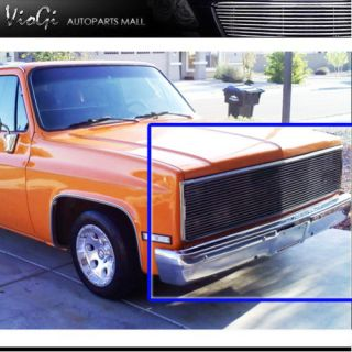 81 87 Chevy GMC Pickup Truck Phantom Billet Grille C K