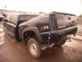 Chevy Truck Bed 2005 Chevy Silverado 1500 Truck Bed Crew Cab 5 3 4
