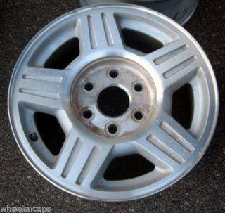 07 09 Chevy Silverado Avalanche Tahoe Suburban Z71 4x4 17 Alloy Wheel