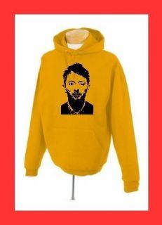 Radiohead Thom Yorke Hoodie Rock T Shirt All Sizes