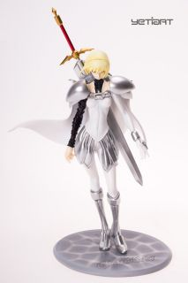 Clare Claymore Hand Painted Garage Kit Resin Figure