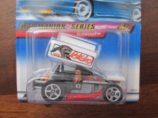 Hot Wheels 2000 Mad Maniak 3 4 Slideout 19