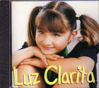Luz Clarita RARE Music CD from Telenovela Daniela Lujan
