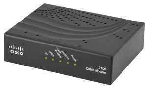 Cisco Scientific Atlanta Webstar Internet Cable Modem DPC2100R2 DOCSIS