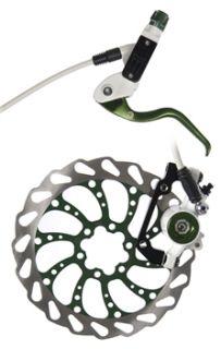 Clarks Skeletal Ltd Edition Brakeset   Green