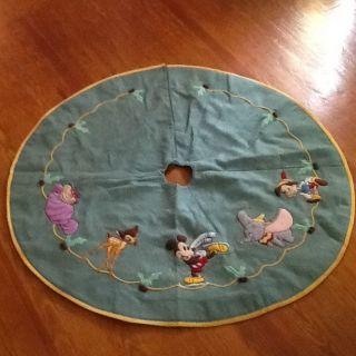 Disney Christmas Tree Skirt