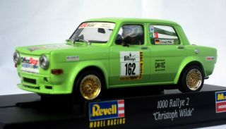 MONOGRAM 08320 SIMCA 1000 RALLYE 2 CHRISTOPH WILDE 1 32 SLOT CAR 8311