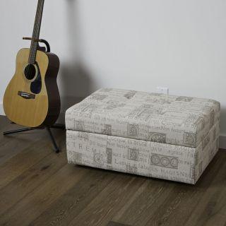 Christopher Knight Home Veranda La Veranda Latin Script Fabric Storage